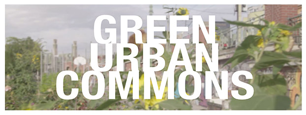 Reconfiguring Public Space through Green Urban Commons